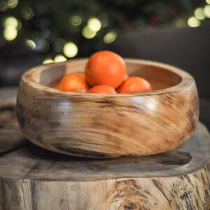 misa drewniana z topoli